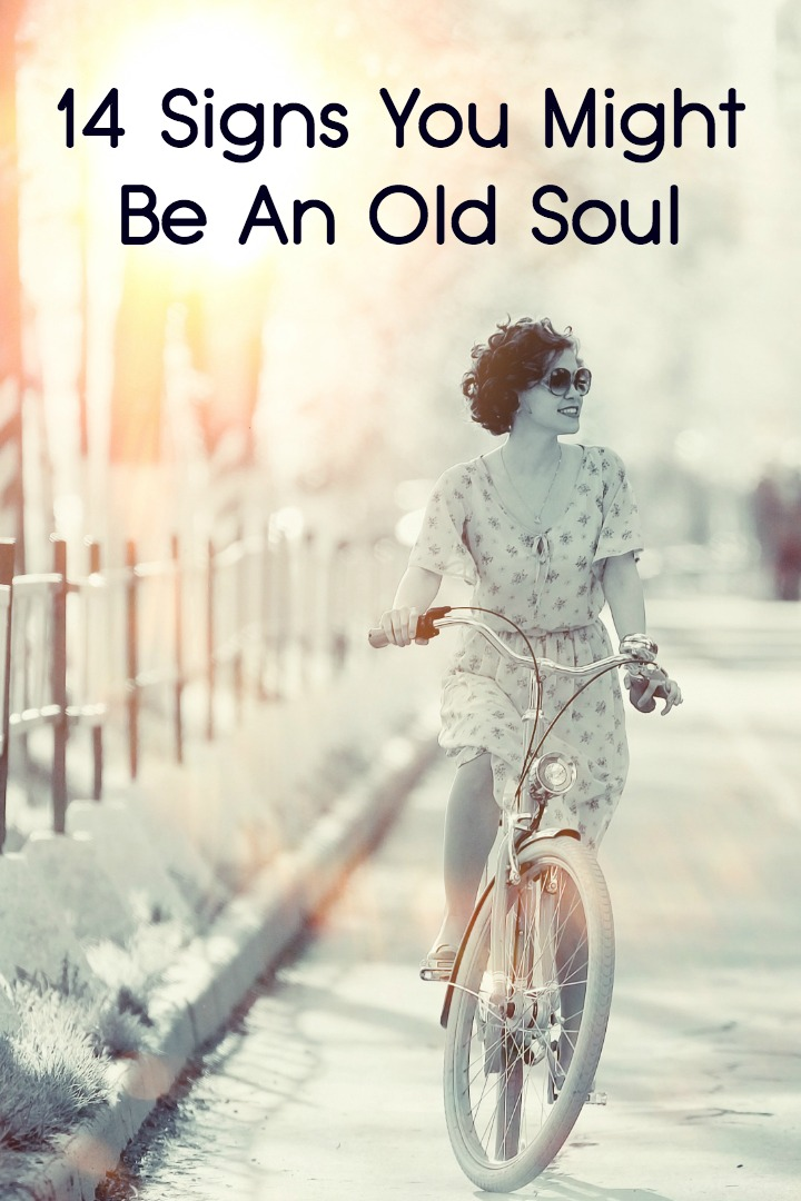 You Might Wanna Sit Down For This: 14 Signs You Might Be An Old Soul
