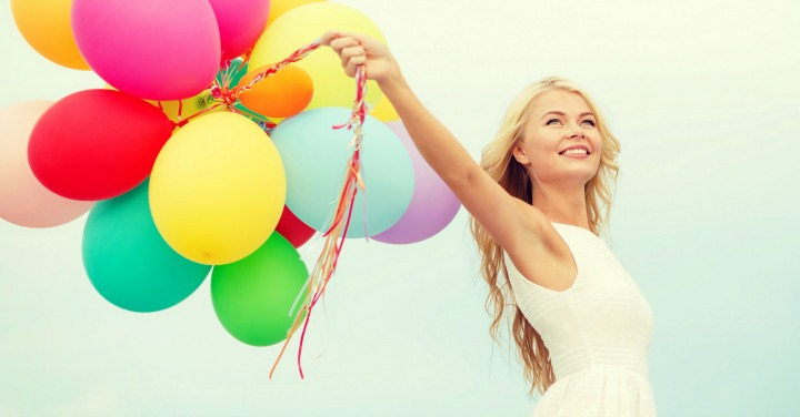 10 Tips for Feeling Happy