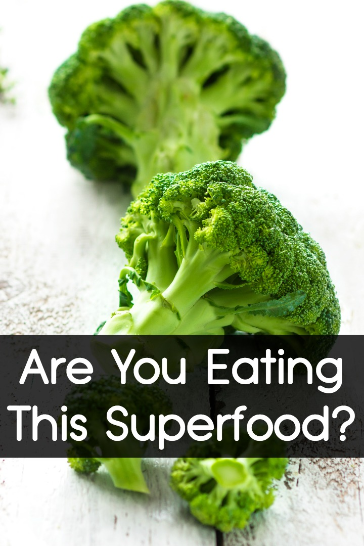 Are You Eating This Superfood ~