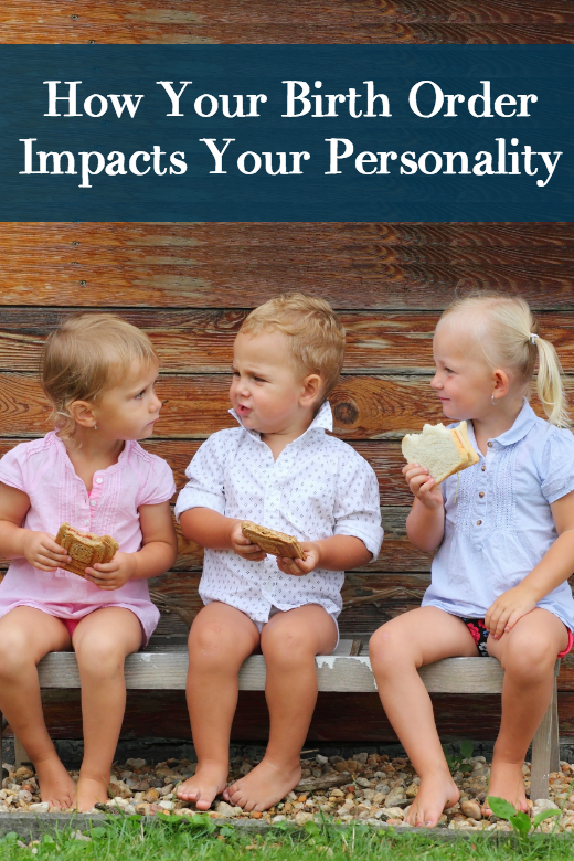 How Your Birth Order  Impacts Your Personality ~