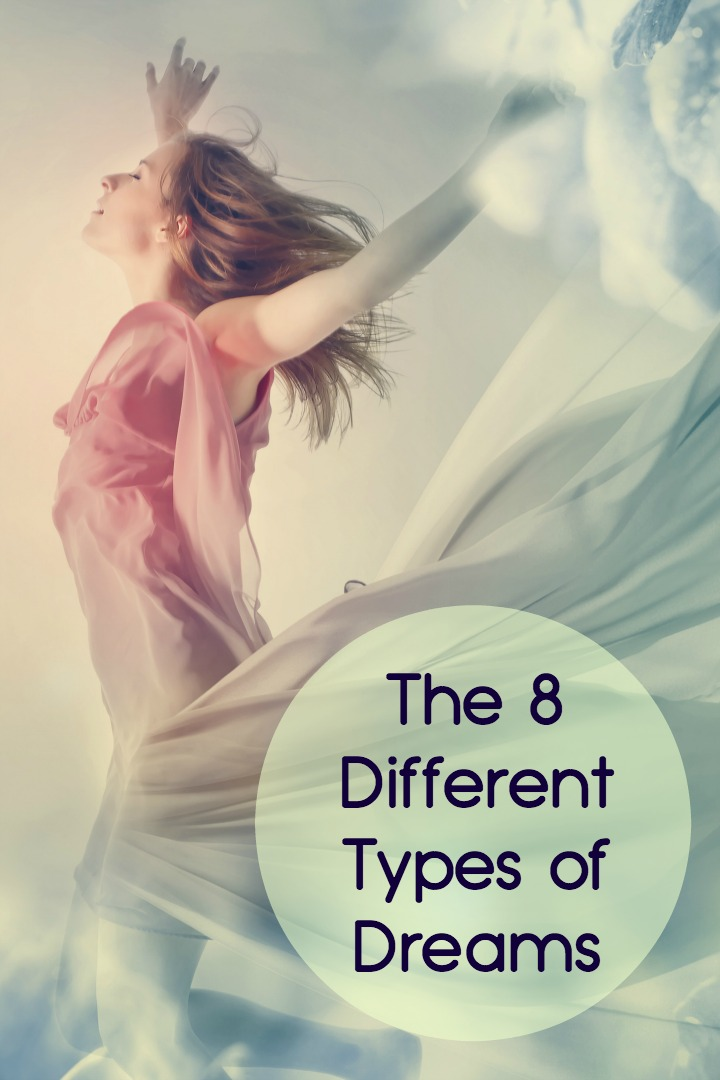 The 8 Different Types of Dreams ~