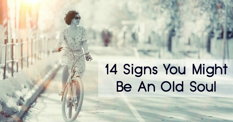 how to tell if you have an old soul